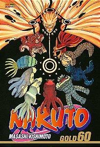 Naruto Gold - Volume 60 (Item novo e lacrado)