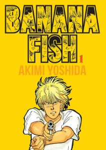 Banana Fish - Volume 01 (Item novo e lacrado)