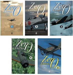 Zero Eterno - [Completo] Volumes 01, 02, 03, 04 e 05 (Item novo e lacrado)