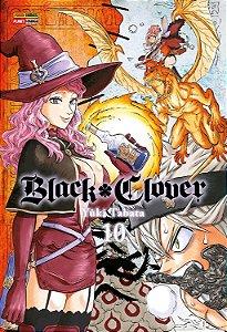 Black Clover - Volume 10 (Item novo e lacrado)
