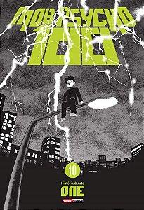 Mob Psycho 100 - Volume 10 (Item novo e lacrado)