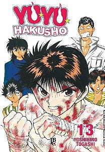 Yu Yu Hakusho - Especial - Volume 13 (Item novo e lacrado)