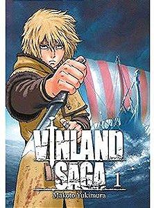 Vinland Saga : Deluxe - Volume 01 (Item novo e lacrado)