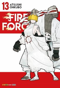 Fire Force - Volume 13 (Item novo e lacrado)