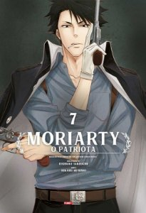 Moriarty : O Patriota - Volume 07 (Item novo e lacrado)