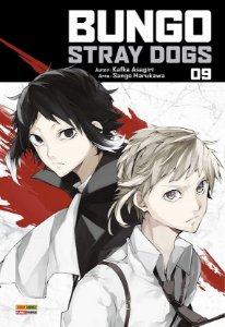 Bungo Stray Dogs - Volume 09 (Item novo e lacrado)