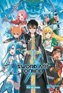 Sword Art Online (Calibur) - Volume único (Item novo e lacrado)