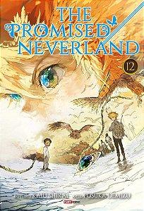 The Promised Neverland - Volume 12 (Item novo e lacrado)