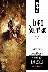 Lobo Solitário (Edição Luxo) - Volume 14 (Item novo e lacrado)