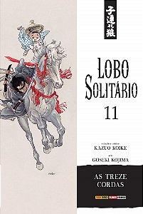 Lobo Solitário (Edição Luxo) - Volume 11 (Item novo e lacrado)
