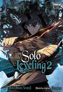 Solo Leveling -  Manhwa - Volume 02 (Item novo e lacrado)
