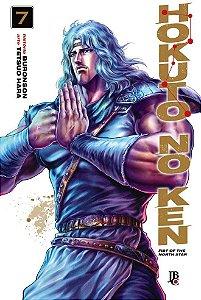 Hokuto no Ken - Volume 07 (Item novo e lacrado)