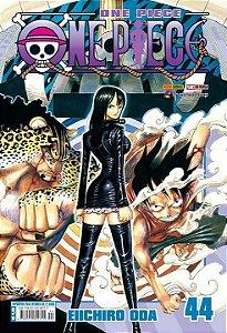 One Piece - Volume 44 (Item novo e lacrado)