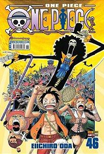 One Piece - Volume 46 (Item novo e lacrado)