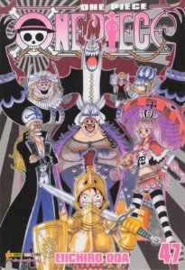 One Piece - Volume 47 (Item novo e lacrado)