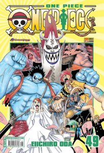One Piece - Volume 49 (Item novo e lacrado)