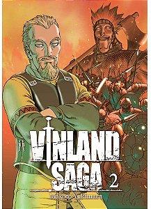 Vinland Saga : Deluxe - Volume 02 (Item novo e lacrado)