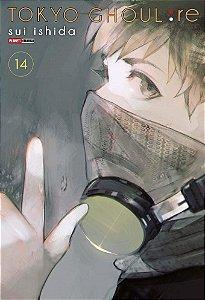 Tokyo Ghoul : re - Volume 14 (Item novo e lacrado)