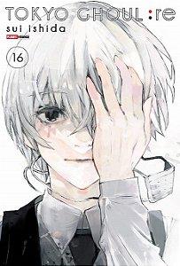 Tokyo Ghoul : re - Volume 16 (Item novo e lacrado)