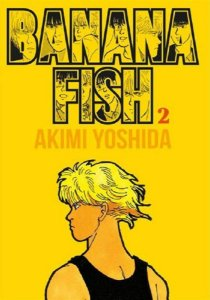 Banana Fish - Volume 02 (Item novo e lacrado)