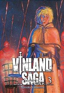 Vinland Saga : Deluxe - Volume 03 (Item novo e lacrado)