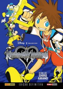 Kingdom Hearts : Chain of Memories - Edição Definitiva (Item novo e lacrado)