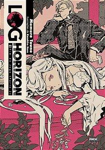Log Horizon (Fim do Jogo - Parte 2) - Livro 04 (Item novo e lacrado)