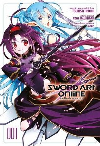 Sword Art Online (Mother's Rosario) - Volume 01 (Item novo e lacrado)