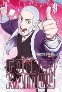 Golden Kamuy - Volume 09 (Item novo e lacrado)