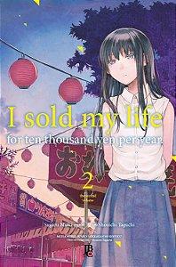 I sold my life for ten thousand yen per year - Volume 02 (Item novo e lacrado)