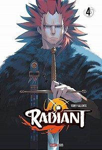 Radiant - Volume 04 (Item novo e lacrado)