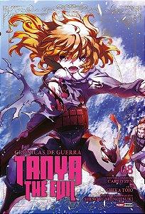 Crônicas de Guerra : Tanya The Evil - Volume 08 (Item novo e lacrado)