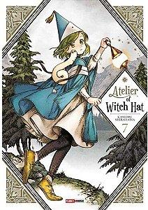 Atelier of Witch Hat - Volume 07 (Item novo e lacrado)