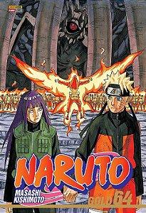Naruto Gold - Volume 64 (Item novo e lacrado)