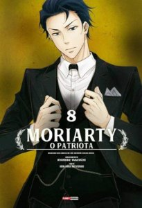 Moriarty : O Patriota - Volume 08 (Item novo e lacrado)