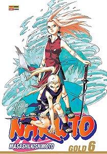 Naruto Gold - Volume 06 (Item novo e lacrado)