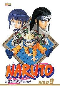 Naruto Gold - Volume 09 (Item novo e lacrado)