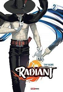 Radiant - Volume 02 (Item novo e lacrado)