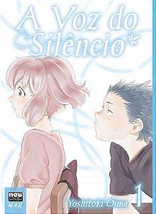 A Voz Do Silêncio - Selo Max - Volume 01 (Item novo e lacrado)