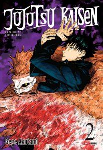 Jujutsu Kaisen : Batalha De Feiticeiros - Volume 02 (Item novo e lacrado)