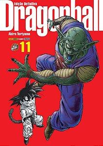 Dragon Ball - Volume 11 - Edição Definitiva (Capa Dura) [Item novo e lacrado]