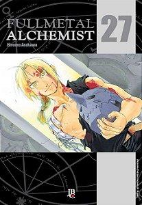 Fullmetal Alchemist - Especial - Volume 27 (Item novo e lacrado)