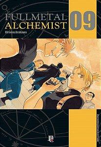 Fullmetal Alchemist - Especial - Volume 09 (Item novo e lacrado)