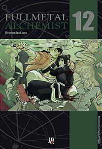 Fullmetal Alchemist - Especial - Volume 12 (Item novo e lacrado)