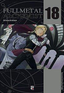 Fullmetal Alchemist - Especial - Volume 18 (Item novo e lacrado)