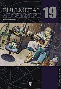 Fullmetal Alchemist - Especial - Volume 19 (Item novo e lacrado)