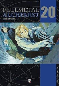 Fullmetal Alchemist - Especial - Volume 20 (Item novo e lacrado)