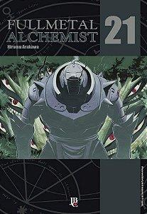 Fullmetal Alchemist - Especial - Volume 21 (Item novo e lacrado)