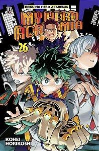 My Hero Academia - Volume 26 (Item novo e lacrado)