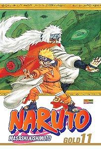 Naruto Gold - Volume 11 (Item novo e lacrado)